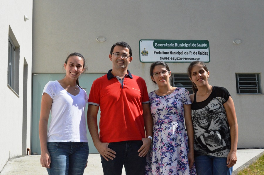 A equipe do Consultório na Rua é formada por vários profissionais de saúde