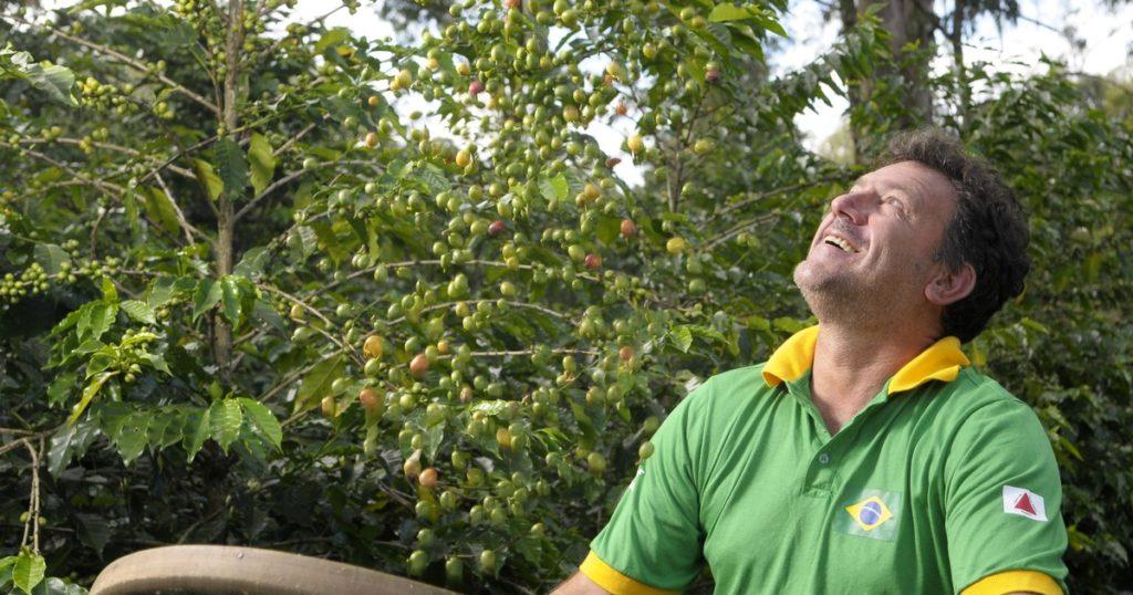 João Piva é um dos responsáveis pela implantação do Fairtrade em Poços de Caldas - foto Sebrae